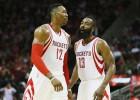 James Harden y Terrence Jones sacan de un lío a los Rockets