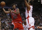 Butler se disfraza de Jordan y da la victoria a Pau y los Bulls