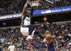 La defensa de los Heat anula a unos mermados Wizards
