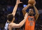 Durant vuelve y destroza a los Grizzlies de Marc: 26+17