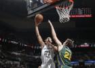Spurs: mejor diferencia de puntos de la historia (+526)