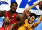 El CSKA acribilla al Barcelona