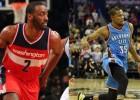 Wall (Este) y Durant (Oeste), jugadores de la semana