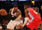 Los Knicks sobreviven a dos prórrogas ante los Sixers
