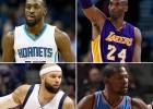28 con partidos de más de 50 puntos, el que más Kobe (25)