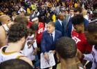 Lue y LeBron James culpan a Blatt del físico y el mal juego