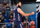 Bourousis, récord histórico: 5º MVP en la primera vuelta