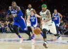 Los Celtics reinan en la nieve y se colocan quintos del Este