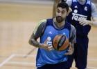 Maciulis es duda y Ndour, baja ante el Olympiacos griego