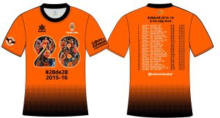 El récord del Valencia se convierte en camiseta: 28 de 28