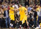 LeBron, Irving y Love acaban con unos Spurs cojos sin TD