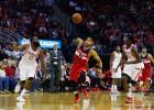 A Houston no le salva ni el 40+7+11 de James Harden