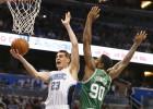 El mejor Hezonja (17) acaba con lo racha de los Celtics
