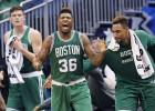Los Celtics ganan en el Madison y adelantan a los Bulls