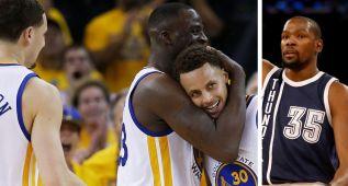 Curry, Klay, Green y Kevin Durant juntos... una opción muy real