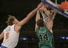 Boston Celtics, en el Madison de NY mejor que en su casa