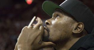 """Kevin Durant y los Warriors: """"No me preocupa el futuro"""""""