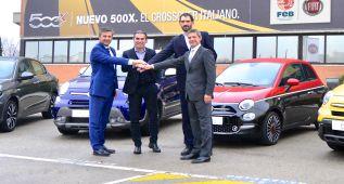 FIAT patrocinará durante dos años a la Selección española