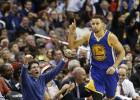 El show de Curry: 51 puntos antes de visitar la Casa Blanca