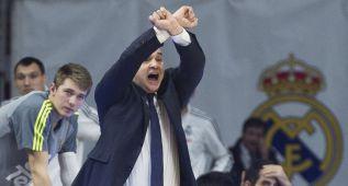 """Pablo Laso: """"No creo que los árbitros nos descentraran"""""""