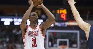 """Chris Bosh: """"Nunca pensé en dejar el baloncesto"""""""