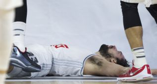 Plaga de lesiones en el Madrid: Reyes es duda para la Copa