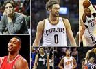 Pau Gasol, Howard, Griffin... ¿10 jugadores en el mercado?