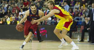 El Andorra pone en apuros al Barça, pero Ribas resuelve