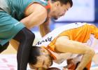 Bamforth pone fin a la mala racha del Baloncesto Sevilla