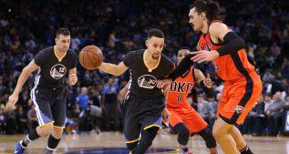 Durant (40), el mejor jugador; los Warriors, el mejor equipo
