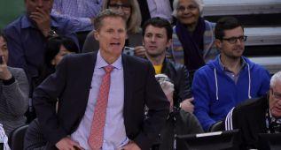 "Kerr, sobre Durant: ""Tenemos un grandísimo equipo"""