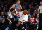 Los Knicks, lejos de los playoffs: nueve derrotas en diez partidos