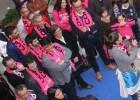 El Conquero ofreció la Copa de la Reina a su público en Huelva