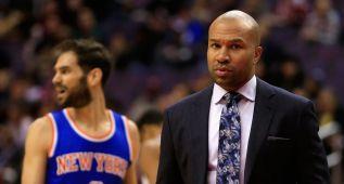 Oficial: Derek Fisher no seguirá en el banquillo de los Knicks