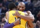 """Está mayor"": Paul George (21) pudo con Kobe Bryant (19)"