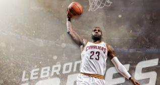 Gigante LeBron James: 40º 'triple-doble' de su carrera