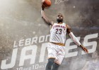 Gigante LeBron James: 40º 'triple-doble' de su carrera