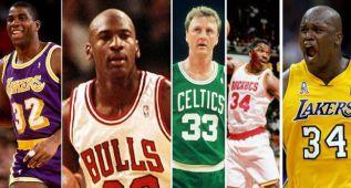 Dino Radja elige a su quinteto histórico NBA y europeo