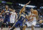 Los Pacers preguntan a los Hawks: ¿Teague por Hill?