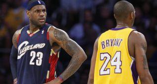 Kobe y LeBron estuvieron a punto de jugar juntos en 2007