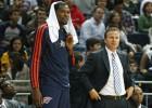 ¿El nuevo Triángulo? Scott Brooks, Durant y los Knicks
