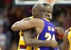Kobe se despide de LeBron: la final soñada que nunca llegó