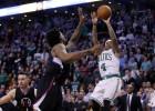 Los Celtics baten a LAC; gran duelo Thomas-Paul