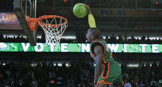 Los concursos en cifras: Kobe, el más joven en los mates