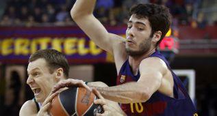 El Barça recupera el rumbo en la Euroliga ante el Zalgiris
