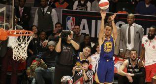El nuevo reto de Stephen Curry: meter 20 triples seguidos