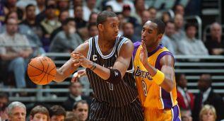 "McGrady, que jugó contra MJ: ""Kobe, el mejor de mis rivales"""