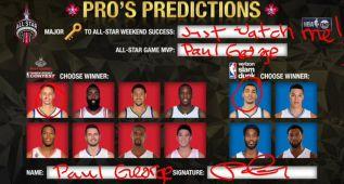 Las predicciones del MVP y los concursos de los All Star