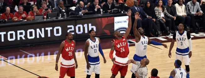 El All Star despide a Kobe Bryant con récord histórico: 196 puntos