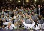 Tercera Copa del Rey seguida para un Real Madrid de leyenda